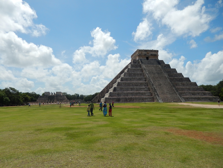 メキシコやグアテマラの古代マヤ遺跡を紹介!(世界遺産編)part1