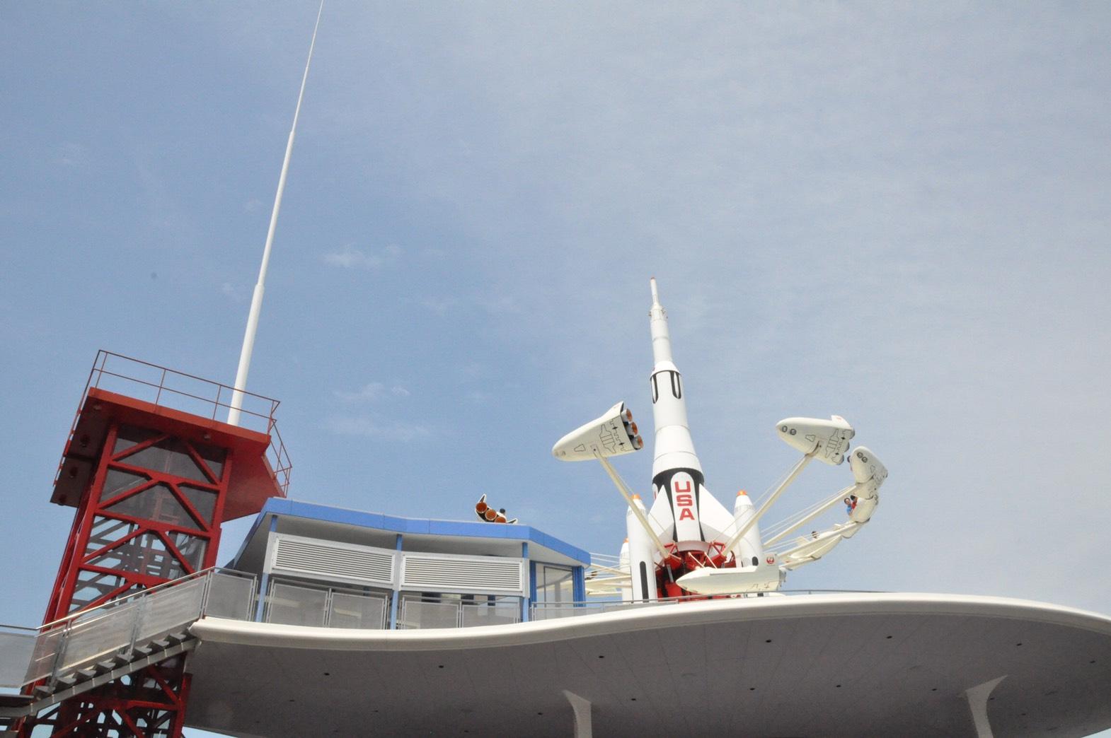 ディズニーランドのスタージェット終了間近!ラストミッションシールをもらおう!
