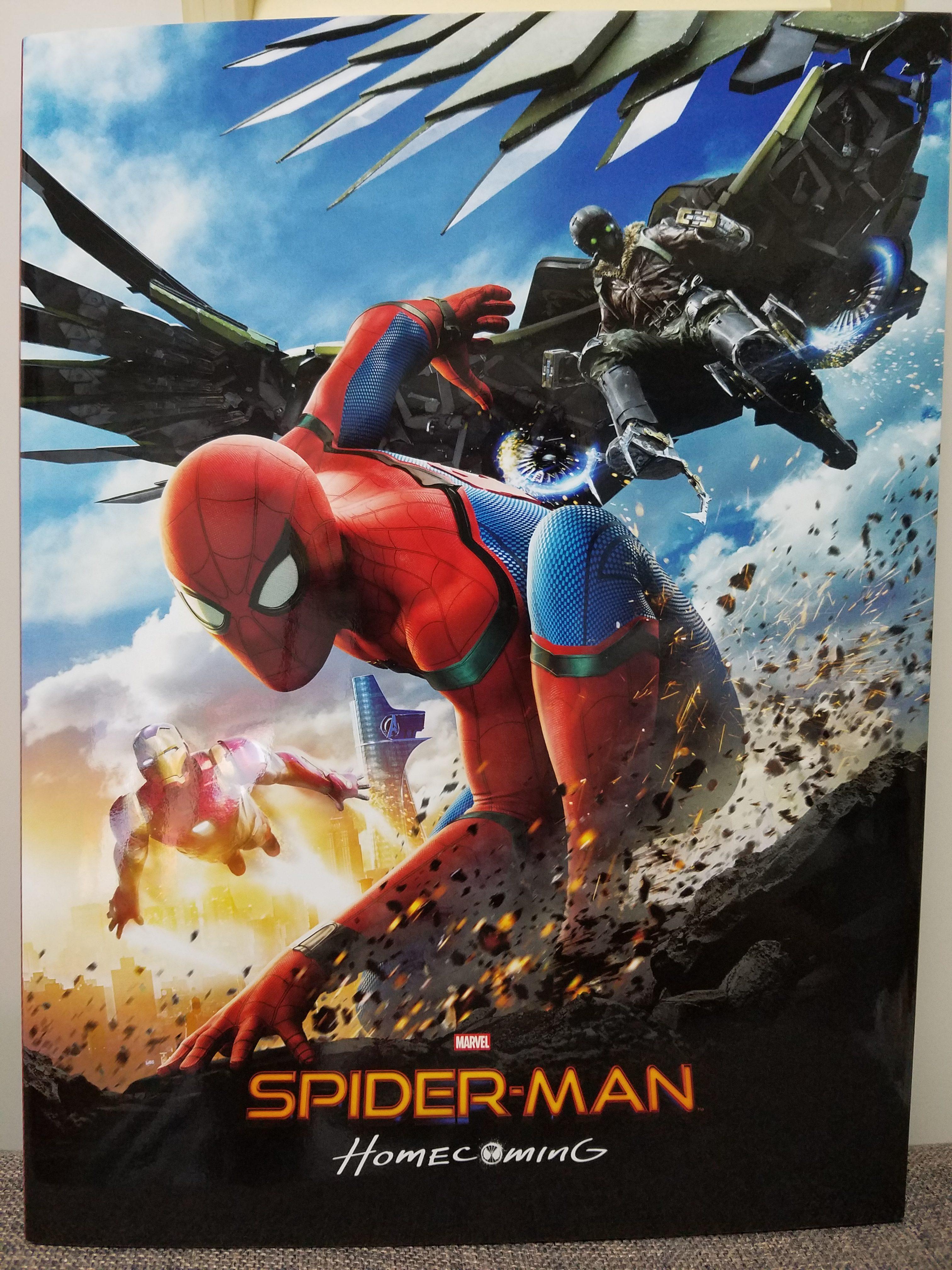 『スパイダーマン:ホームカミング』感想とネタバレ!「親愛なる隣人」は健在!